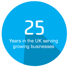 25 Years in the UK